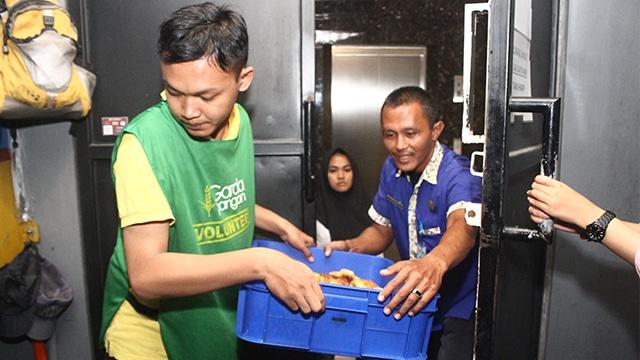 Garda Pangan, Terdepan Menghadapi Krisis Pangan di Surabaya