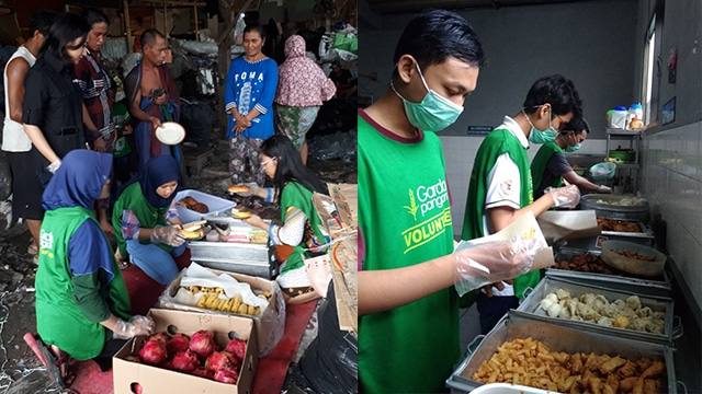 Garda Pangan Surabaya, Terdepan Menghadapi Krisis Pangan
