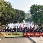 Hari Tani Nasional, 4.000 Petani Bersatu Melawan Perampasan Tanah