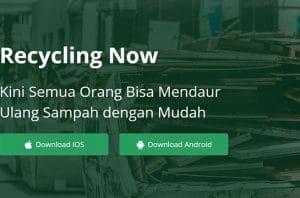 Mallsampah, Aplikasi Jual Beli Sampah Online