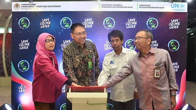 Peresmian Wahana Ozon 16 September 2019