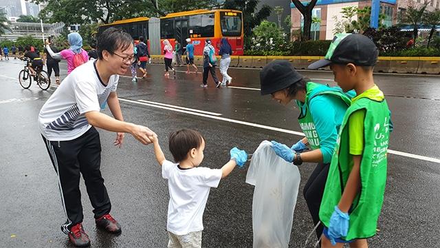 Jakarta Osoji Club, Ajak Masyarakat Indonesia Terapkan Budaya Bersih Jepang