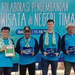 Lahan Bekas Tambang di Belitung Menjadi Kawasan Ekowisata