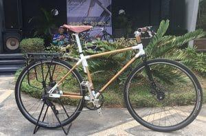 SPEDAGI, Sepeda Bambu Indonesia Merambah Pasar Dunia