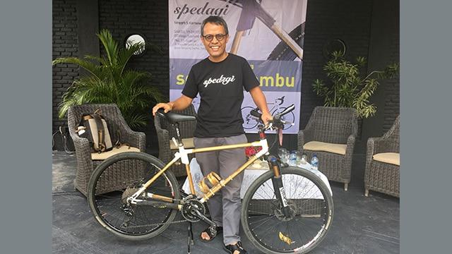 SPEDAGI, Sepeda Bambu Indonesia Yang Merambah Pasar Dunia