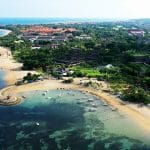 Ilustrasi Tanjung Benoa Bali