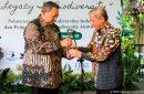 Anugerah Biodiversity Award 2019 Kepada Ibu Negara RI ke-6 (Almarhumah) Ani Yudhoyono