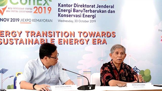 Gelaran IndoEBTKE ConEx 2019 Fokus Pada Edukasi Energi Terbarukan