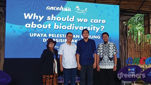 Taman Impian Jaya Ancol menyelenggarakan kegiatan Ancol Talk di Jakarta, Kamis, 14 November 2019