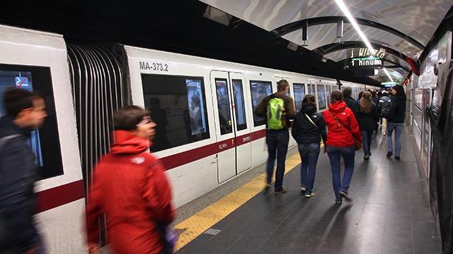 Menukar Botol Plastik Dapat Menghemat Tarif Perjalanan Metro di Roma