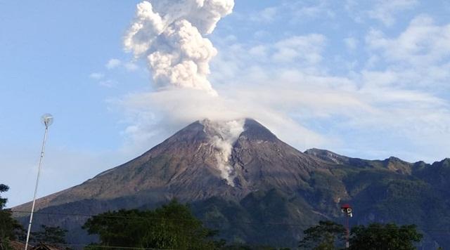 potensi bencana vulkanologi