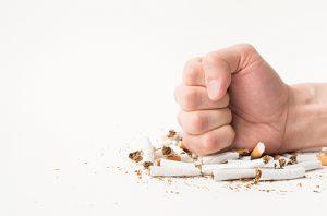 Nikotin pada rokok memengaruhi jalur di otak yang terkait dengan masalah kesehatan.