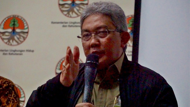 Direktur Jenderal Pengendalian Pencemaran dan Kerusakan Lingkungan (PPKL) Karliansyah.