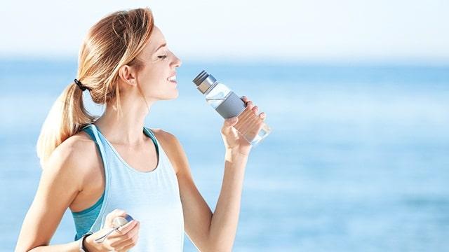Konsumsi Air Berlebih