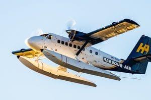 Pesawat Listrik Pertama Harbour Air
