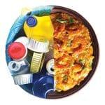 Menukar Sampah dengan Makanan