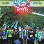 Tahura Trail Running Race 2020
