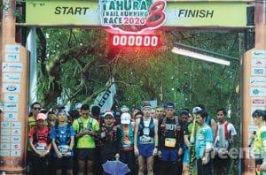 Tahura Trail Running Race 2020