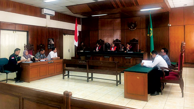 Pengadilan Negeri Bale Bandung