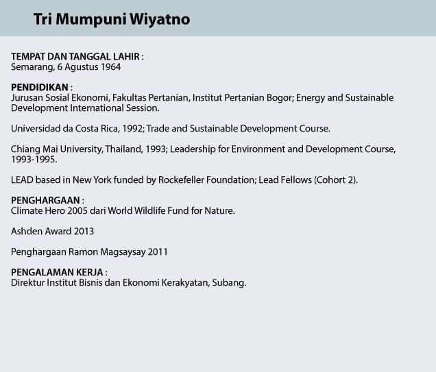 Profil Tri Mumpuni