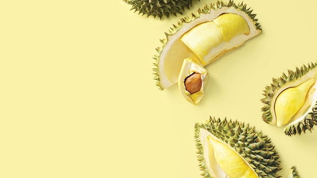Limbah Durian