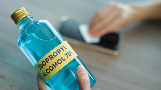 Isopropil Alkohol