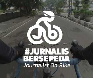 Jurnalis Bersepeda