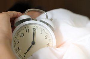 Mengubah Posisi Tidur