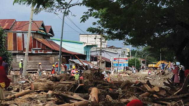 Banjir Luwu Utara