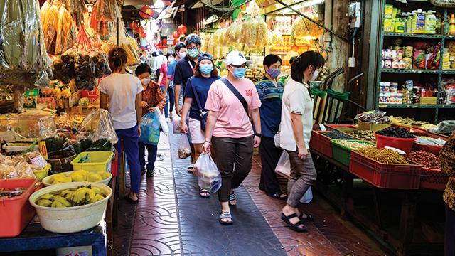 Aktivitas di pasar