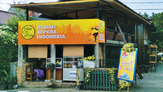 Rumah Sepeda Indonesia