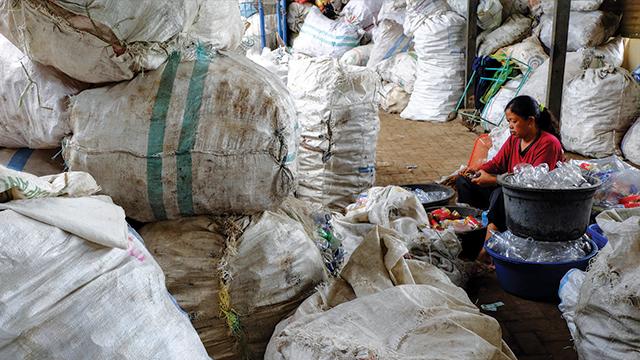 Pengumpul Sampah