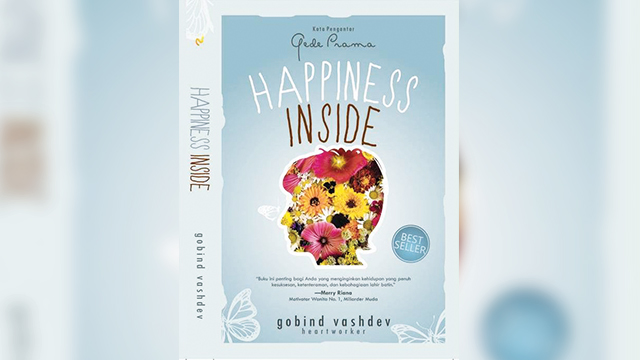 Buku Happiness Inside