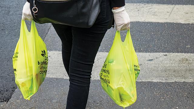 Bioplastik