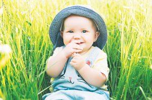 Tips membesarkan green baby