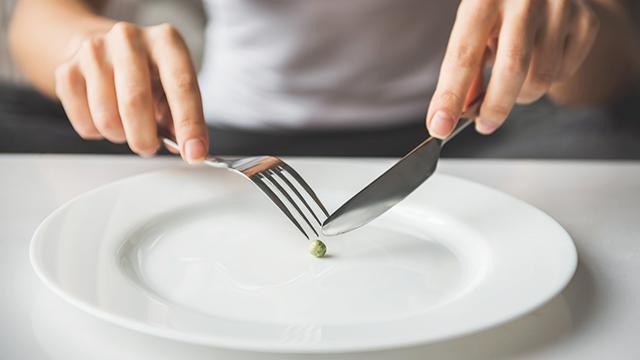 Meneropong Anorexia Nervosa, Gangguan Makan Ekstrem