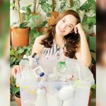 Pandemi, Chelsea Islan Terapkan 'Social Distance Recycling'