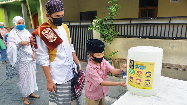 Hari Mencuci Tangan: Menyorot Rendahnya Kesadaran CTPS di Kala Pandemi