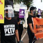 Hari Listrik Nasional, Warga Banten Gaungkan Penolakan PLTU Batu Bara