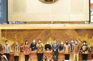 Motion of No Confidence, Indonesian People's Faction Demands DPR to Cancel the Omnibus Law