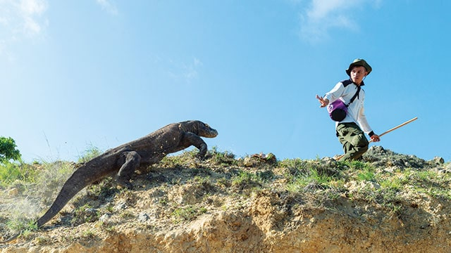 Aktivis NTT Gaungkan Protes terhadap Proyek Jurassic Park