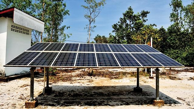 Warung Energi Tawarkan Energi Baru Bagi Warga di Penjuru