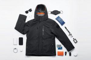 Jaket Multi Iklim yang Terbuat dari Ampas Kopi Favorit Anda