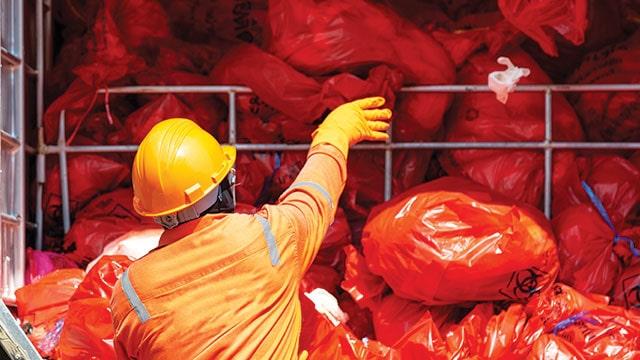 Per Oktober 2020, Limbah Medis Penanganan Covid-19 Capai 1.663 Ton