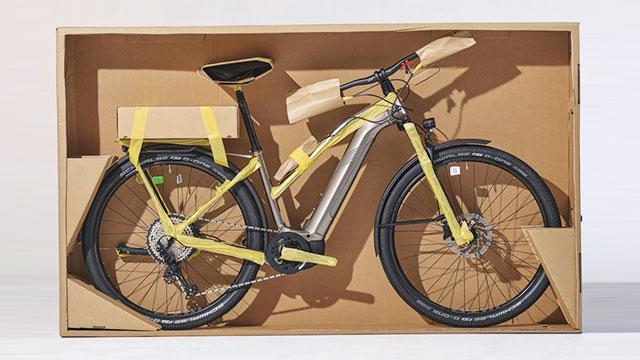 Kemasan Sepeda Ramah Lingkungan