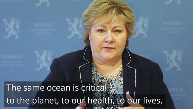 empat belas negara berkomitmen untuk ekonomi laut berkelanjutan