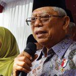 Ma'ruf Amin Imbau Pengusaha untuk Jaga Lingkungan