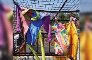Salire Studio: Mode Daur Ulang Sampah Tekstil