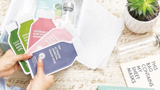 Tetap Cantik dengan Sheet Mask Ramah Lingkungan