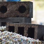 batu bata dari debu